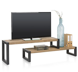 Brooklyn, tv-rek set - 187 cm