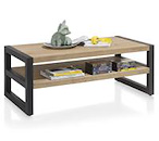 Brooklyn, salontafel 120 x 60 cm + 1-niche