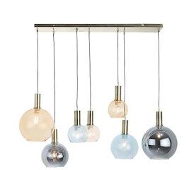 Gaby, hanglamp 7-lamps