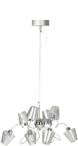 Sivan, hanglamp 8-lamps (led)