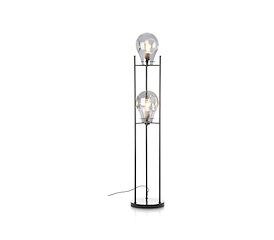 Charlie, vloerlamp 2-lamps
