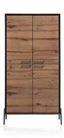 Janella, bergkast 100 cm - 4-deuren