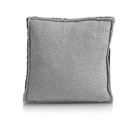 Kussen Fluffy Grey - 45 x 45 cm