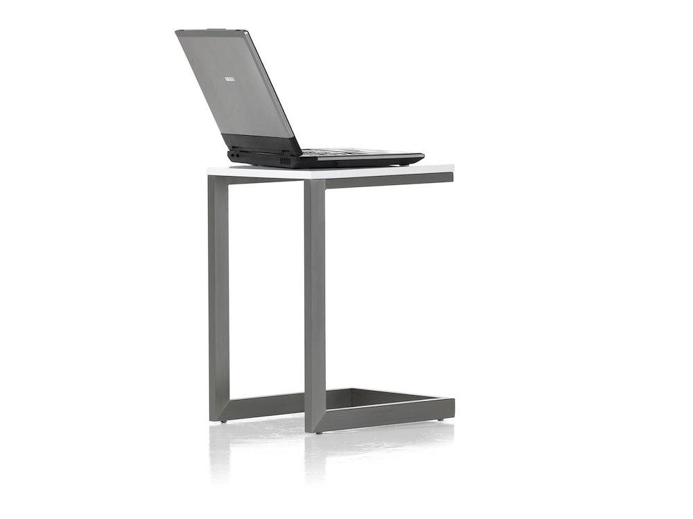quito beistelltisch laptop 40 x 30 cm. Black Bedroom Furniture Sets. Home Design Ideas
