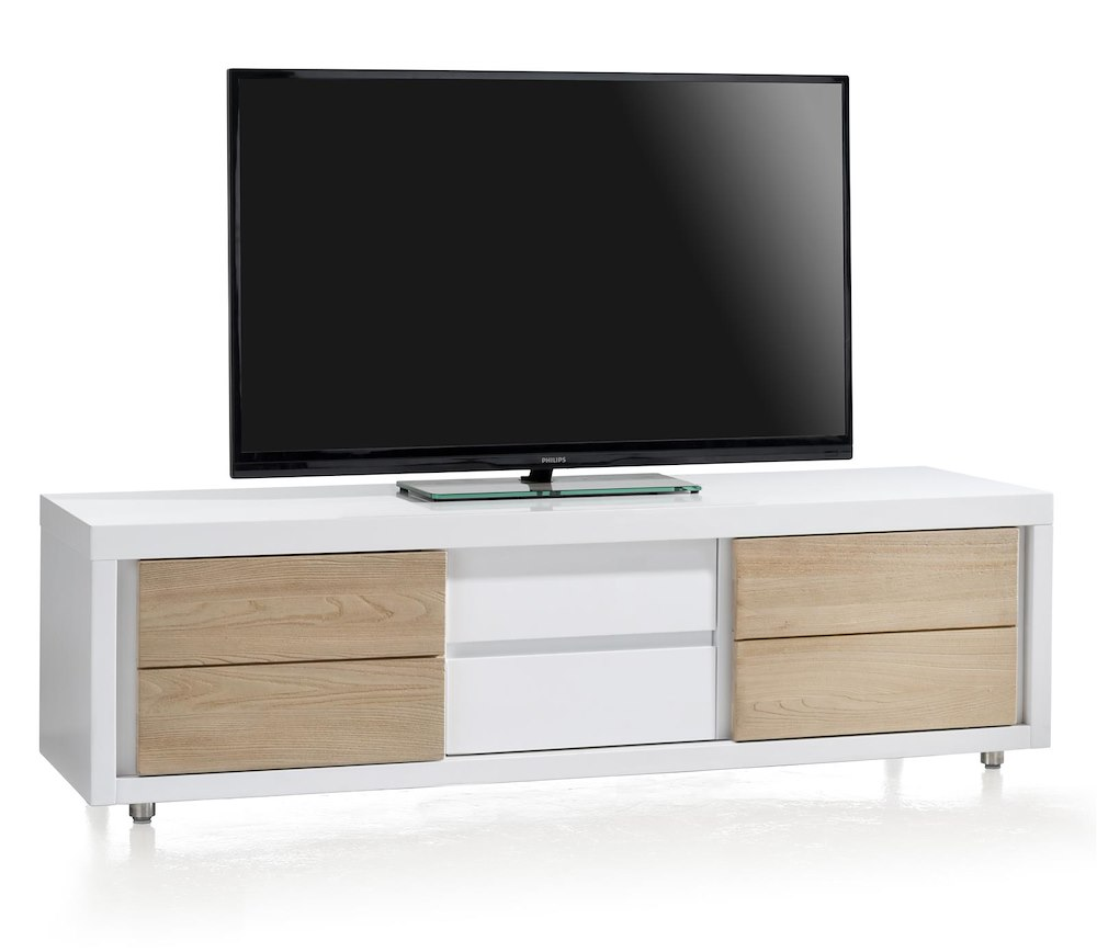 byron bay tv sideboard 2 schiebetueren 1 lade 160 cm. Black Bedroom Furniture Sets. Home Design Ideas
