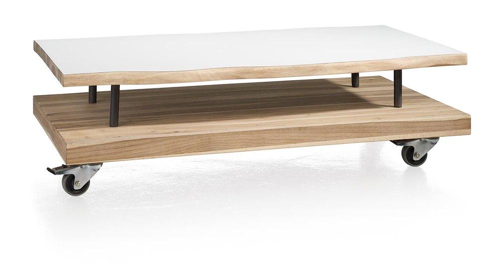Vista, Couchtisch 120 x 60 cm + 1Nische