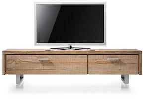 Piura, Tv-sideboard 1-lade + 1-klappe - 175 Cm