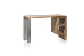 Piura, Schreibtisch 125 X 60 Cm + 2-nischen
