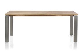 Piura, Tisch - 220 X 100 Cm + Metalfuessen