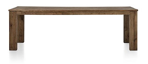 Masters, Tisch 240 X 100 Cm - Holz 12x12/10x14