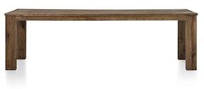 Masters, Tisch 260 X 100 Cm - Holz 12x12/10x14