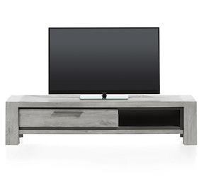 Montero, Tv-sideboard 1-klappe + 1-nische - 175 Cm