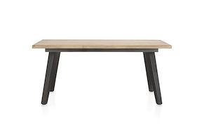 Kinna, Tisch 220 X 100 Cm - Komplett Holz