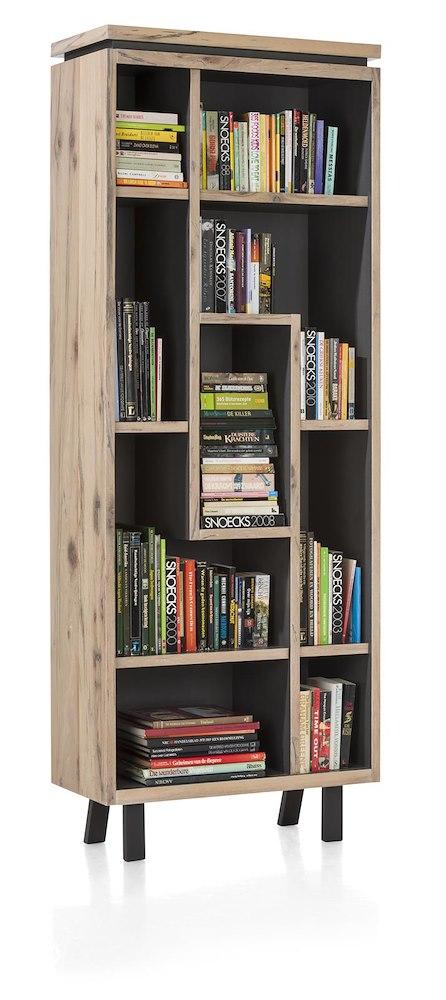 Myland, boekenkast 9-niches - 75 cm