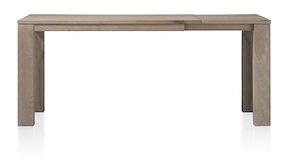 Masters, Uitschuif-bartafel 160 (+ 60) X 90 Cm - Hout 12x12/10x14