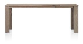 Masters, Uitschuif-bartafel 180 (+ 60) X 90 Cm - Hout 12x12/10x14