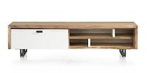 Vista, Tv-dressoir 1-klep + 4-niches - 170 Cm