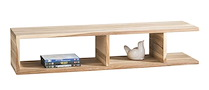 Vista, Wandplank 3-niches - 100 Cm