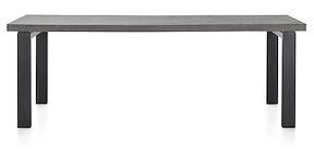 Toro, Eetkamertafel 250 X 90 Cm