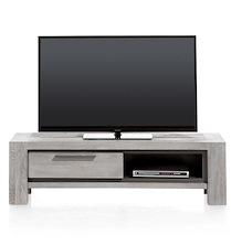 Montero, Tv-dressoir 1-klep + 1-niche - 140 Cm