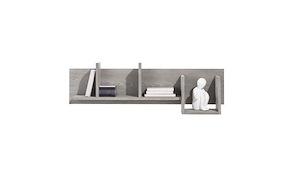 Montero, Wandplank 4-niches - 120 Cm
