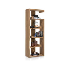 garda boekenkast 5 niches 70 cm