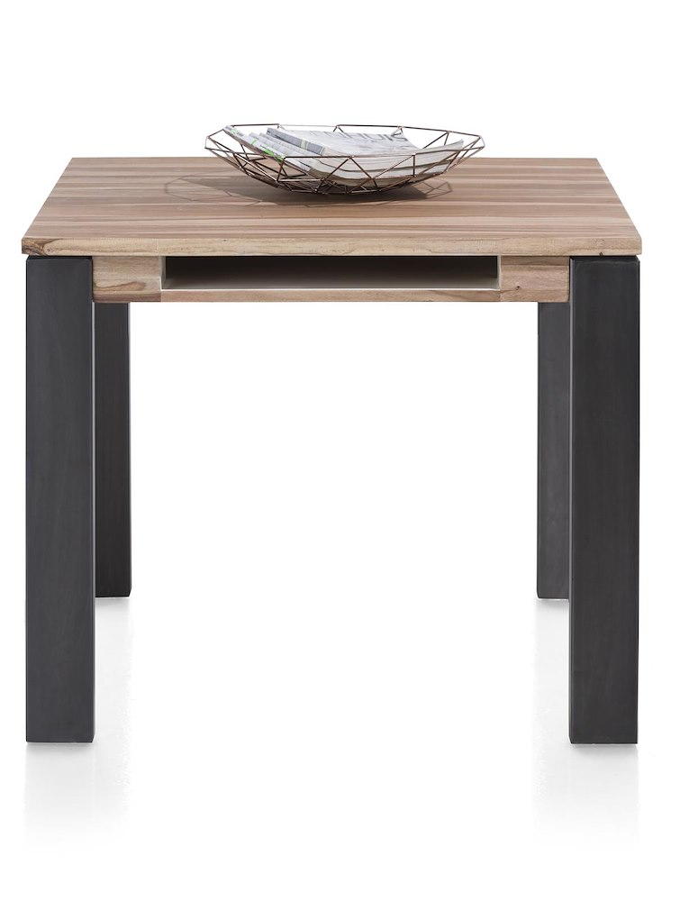 Vista table 90 x 90 cm 1 niche for Xooon table salle a manger