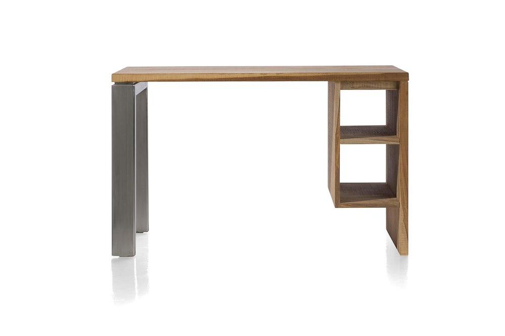 piura bureau 125 x 60 cm 2 niches. Black Bedroom Furniture Sets. Home Design Ideas