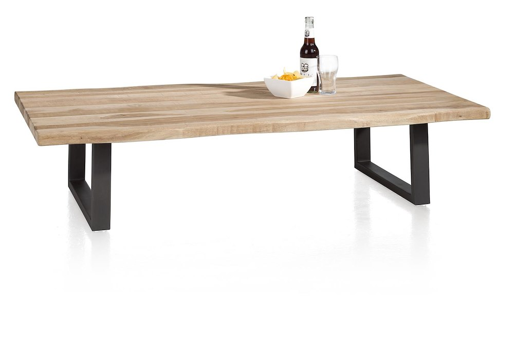 Vision table basse 130 x 70 cm - Table basse 70 s ...
