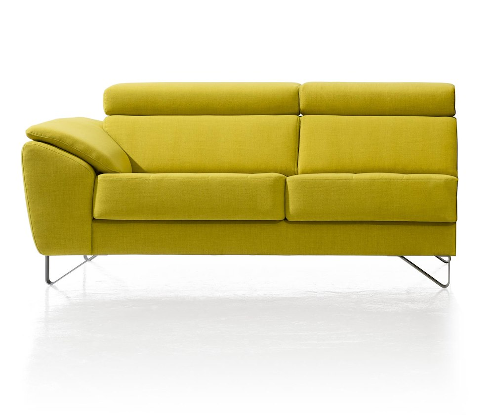 canap 3 5 places accoudoir gauche assise coulissante almada. Black Bedroom Furniture Sets. Home Design Ideas