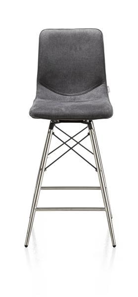 Celine, Chaise De Bar Inox