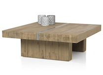 Caracas, Table Basse 90 X 90 Cm