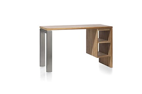 Piura, Bureau 125 X 60 Cm + 2-niches