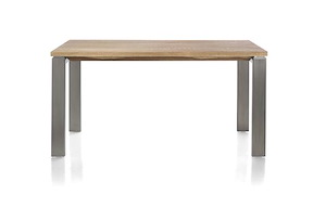 Piura, Table - 160 X 90 Cm + Pieds Metal