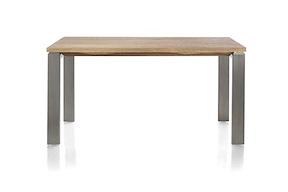 Piura, Table - 160 X 90 Cm + Pieds Metal