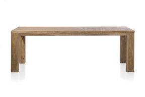 Piura, Table - 230 X 100 Cm + Pieds En Bois