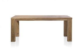 Piura, Table - 200 X 100 Cm + Pieds En Bois