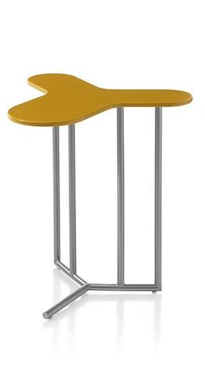 Azul, Side Table Triangle 50 X 45 Cm