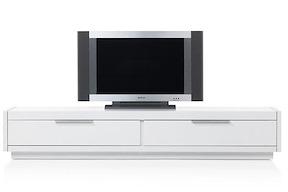 Quito, Meuble Tv 2-tiroirs - 190 Cm