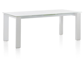 Palau, Table A Rallonge 190 (+ 40) X 90 Cm