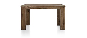 Masters, Table 140 X 90 Cm - Bois 12x12/10x14