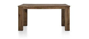 Masters, Table 160 X 90 Cm - Bois 12x12/10x14