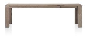 Masters, Table A Rallonge 200 (+60) X 100 Cm - Bois 12x12/10x14