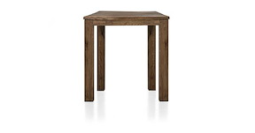 Masters, Table De Bar 90 X 90 Cm - Bois 9x9