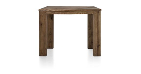 Masters, Table De Bar 120 X 90 Cm - Bois 12x12/10x14