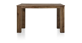 Masters, Table De Bar 160 X 90 Cm - Bois 12x12/10x14