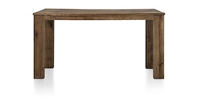 Masters, Table De Bar 180 X 90 Cm - Bois 12x12/10x14