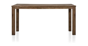 Masters, Table De Bar 200 X 100 Cm - Bois 9x9