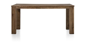 Masters, Table De Bar 200 X 100 Cm - Bois 12x12/10x14