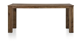Masters, Table De Bar 220 X 100 - Bois 12x12/10x14